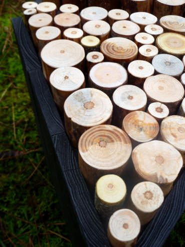 Wood'insane Design (Stools & More) 2 • Recycled Furniture