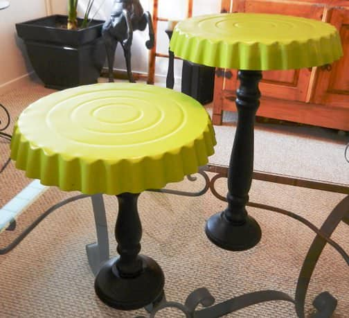 Cake Stands 1 • Do-It-Yourself Ideas