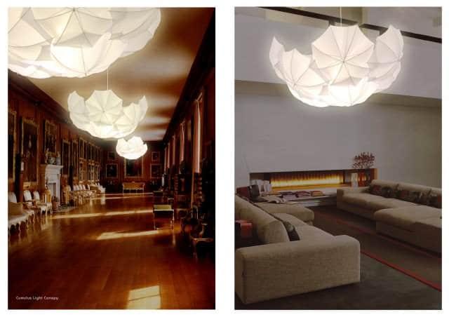 Umbrellight: Umbrella Lampshades 1 • Lamps & Lights