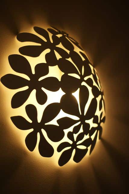 Ikea Fruitbowl Lamp 1 • Do-It-Yourself Ideas