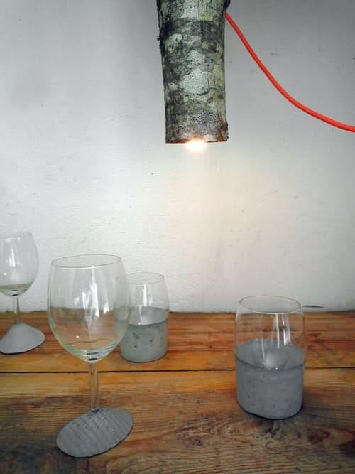 Log Lamp 2 • Lamps & Lights
