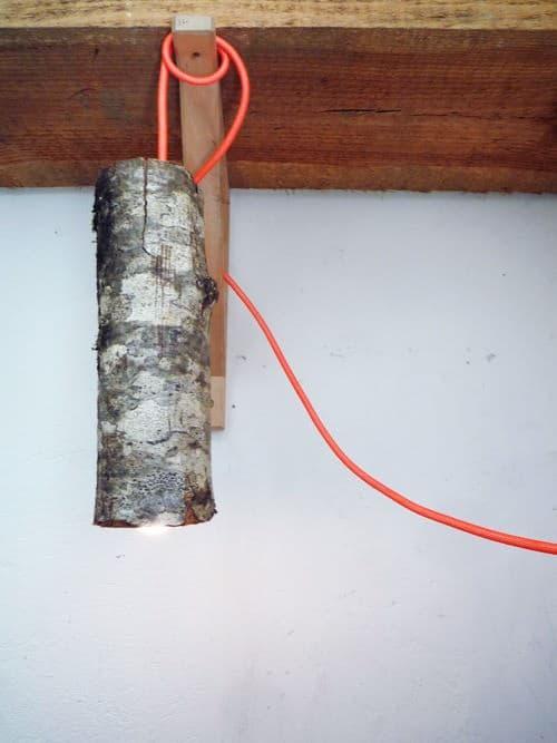 Log Lamp 1 • Lamps & Lights