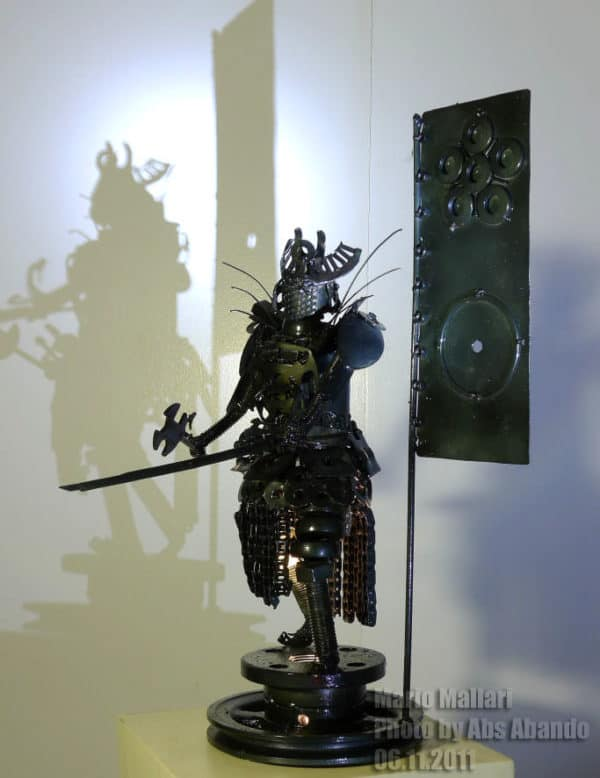 Artspawn Recyled Metal Art 1 • Recycled Art