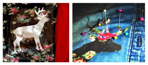 Upcycled Dear Deer :) 1 • Clothing