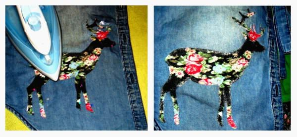 Upcycled Dear Deer :) 2 • Clothing