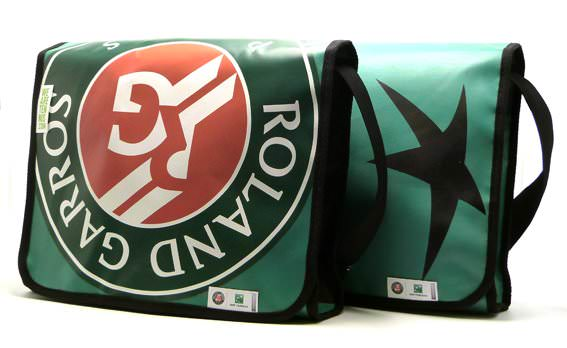 Bags from Rolland Garros Tarps 1 • Accessories