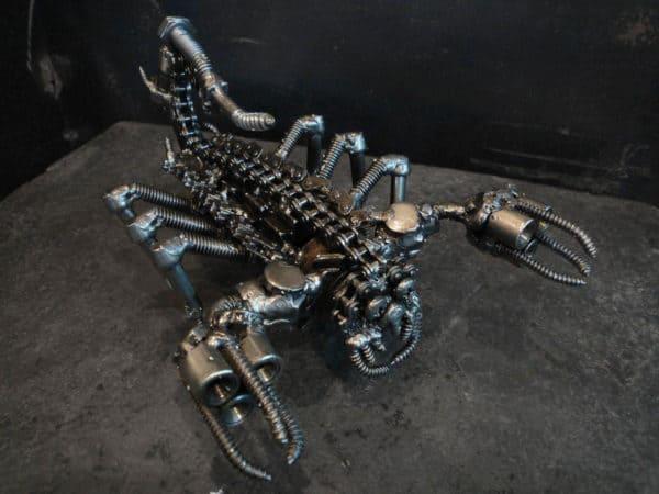 Steampunk-Scorpion