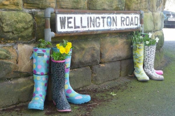 Welly Road Get the Boot in 1 • Accessories