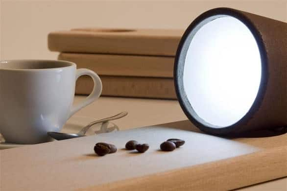 Coffee Ground Table Lamps 2 • Lamps & Lights