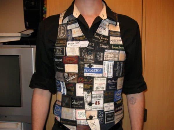 Label-vest