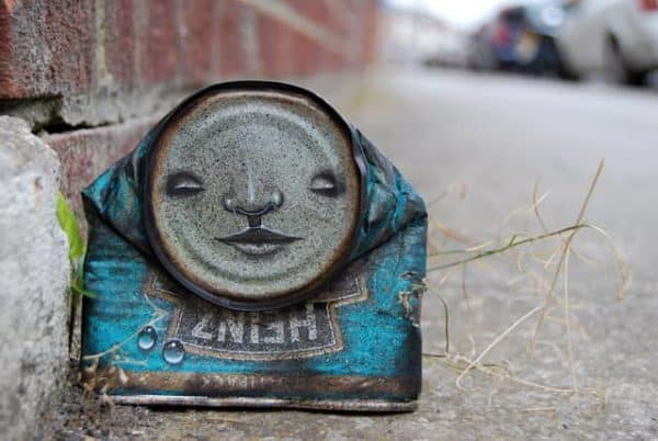 My Dog Sighs : Can Men 1 • Interactive, Happening & Street Art