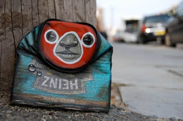 My Dog Sighs : Can Men 3 • Interactive, Happening & Street Art