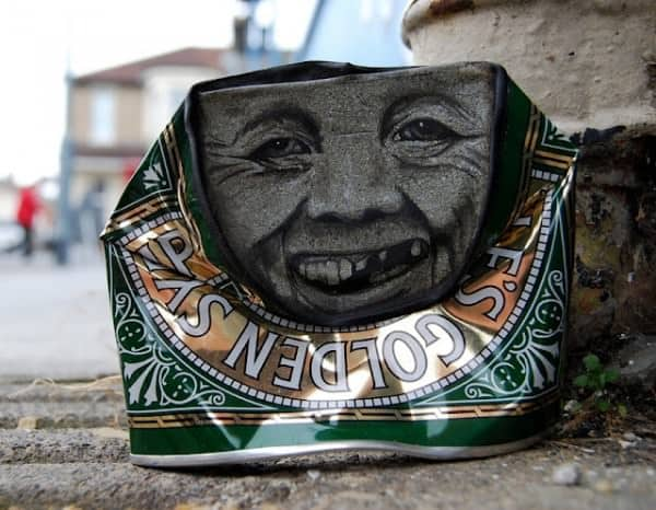 My Dog Sighs : Can Men 4 • Interactive, Happening & Street Art