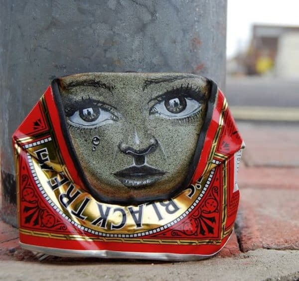 My Dog Sighs : Can Men 5 • Interactive, Happening & Street Art