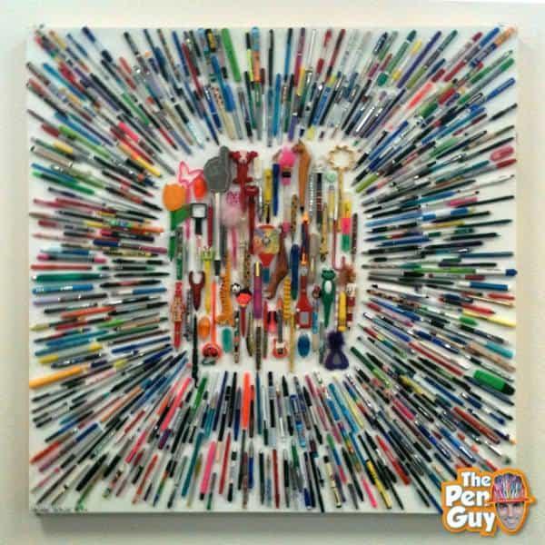 Recycle_Pen_Art_The_Pen_Guy_Costas_Schuler_Penting_warp_speed_238