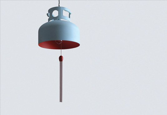 Lamp from Propane Tank 1 • Home Improvement