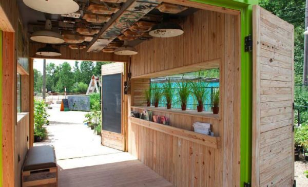 Welcome Hut from Container 3 • Home Improvement