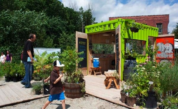 Welcome Hut from Container 1 • Home Improvement