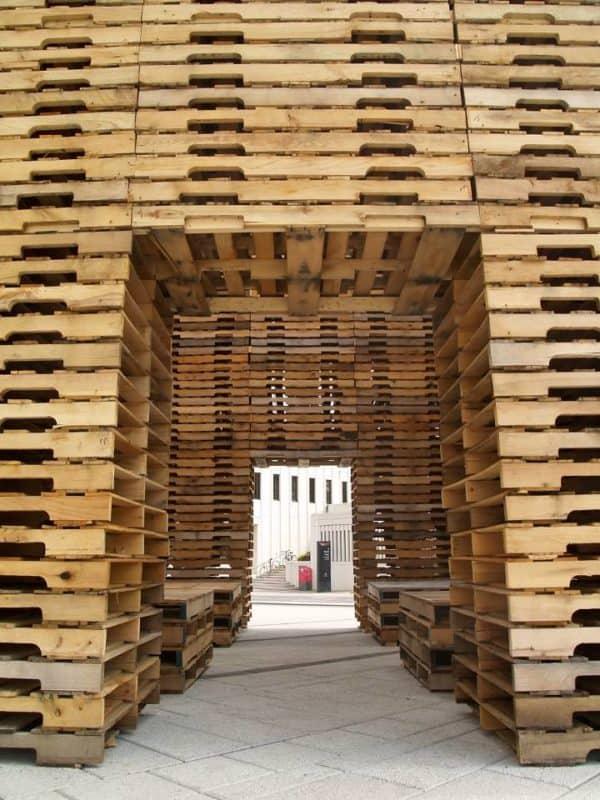Foret Ii: Pallet Installation By Justin Duchesneau & Phil Allard 2 • Home Improvement