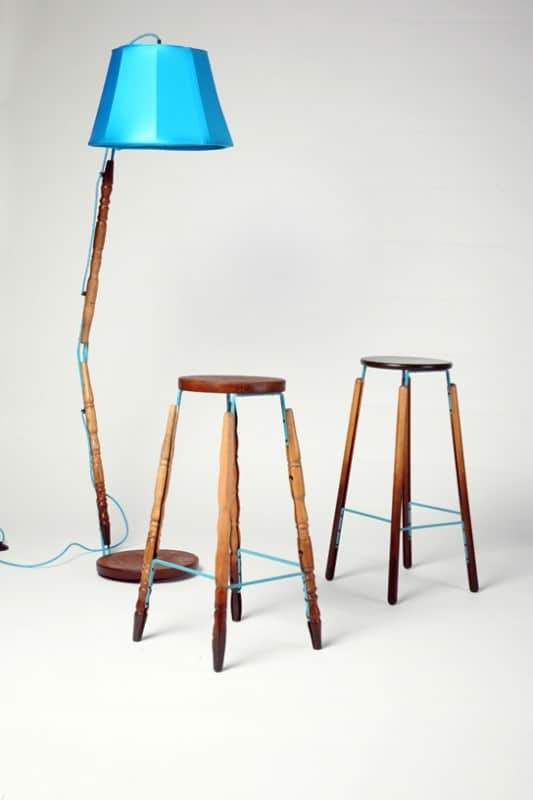 Third Generation Furniture 1 • Recycled Art