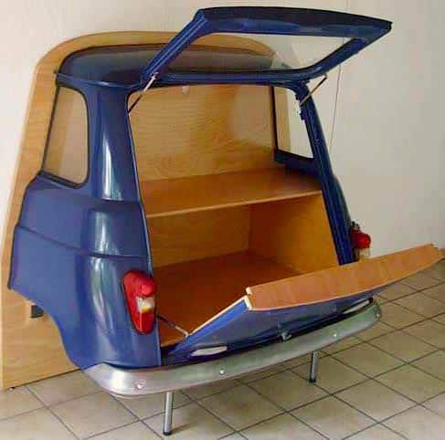 Renault Minibar ! 1 • Do-It-Yourself Ideas