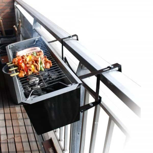 Bbq for Your Balcony 1 • Do-It-Yourself Ideas