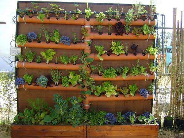 Pipe Planters 1 • Recycled Plastic