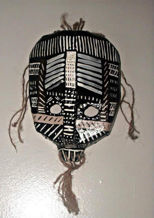 AfricanMask