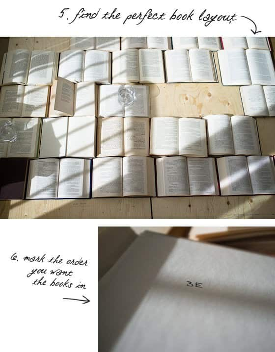 Diy : Book Headboard 6 • Do-It-Yourself Ideas