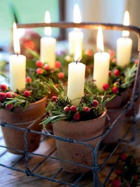 Diy: Christmas Centerpiece 1 • Do-It-Yourself Ideas