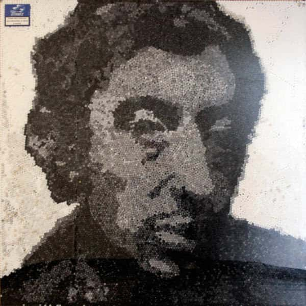Serge Gainsbourg Portrait Made Of 23,000 Cigarette Filters 1 • Recycled Art