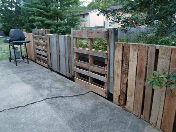 unfinished-pallet-fence