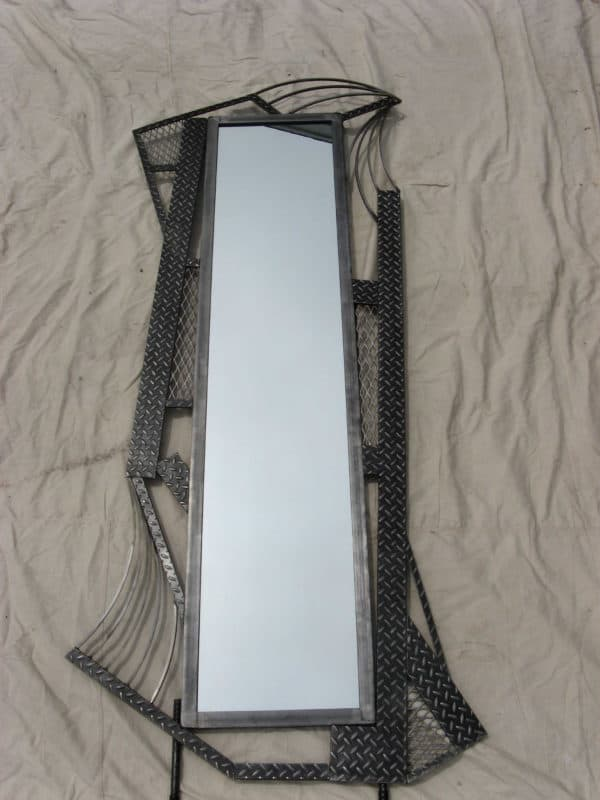 7ft-9inch-Diamond-Plate-Floor-Mirror