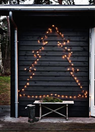 Christmas In The Garden 1 • Do-It-Yourself Ideas