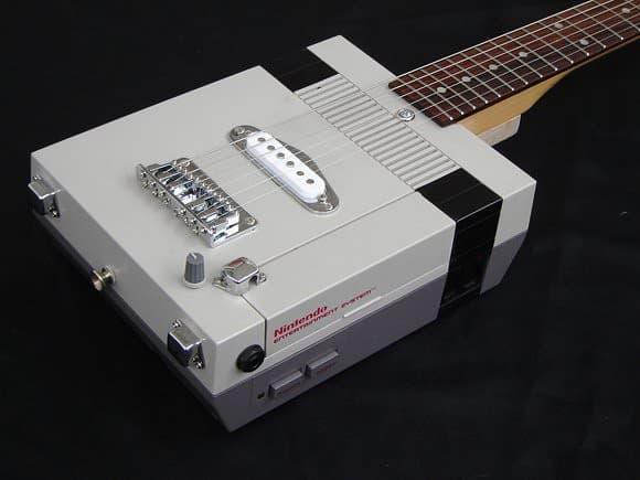 NES-Electric-Guitar
