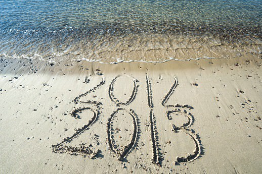Happy 2013 1 • Interactive, Happening & Street Art