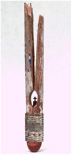Pencil Miniature Art 11 • Recycled Art