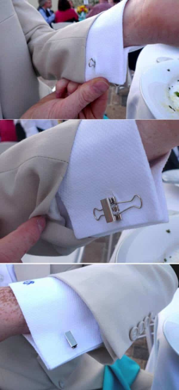 6 Uses for Binder Clips 7 • Accessories