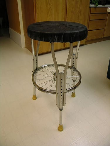 12 Ideas to Upcycle Your Old Crutches 9 • Do-It-Yourself Ideas