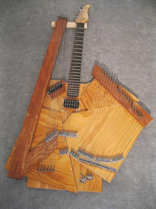 Guitare-cithare