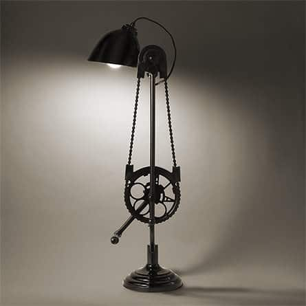 Bicycle Desk Lamp 1 • Lamps & Lights