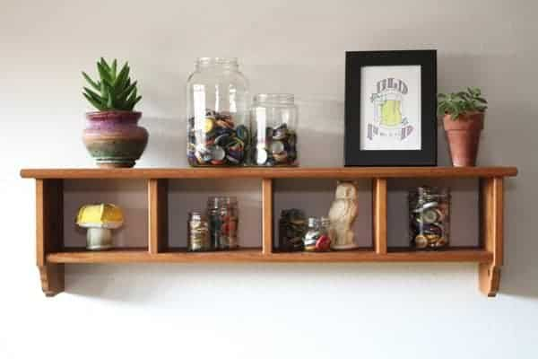 Recycled Glass Jars Turned into Decoration 2 • Do-It-Yourself Ideas