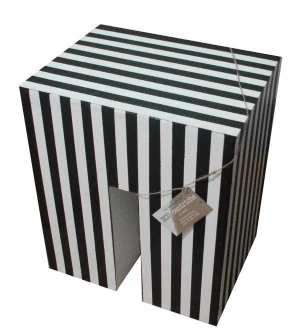 sgabello-stripes
