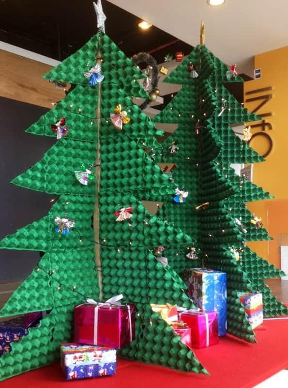 upcycled-egg-carton-xmas-tree