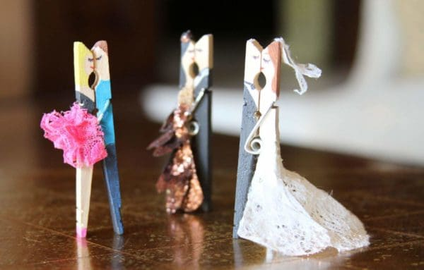 50+ Creative Ways of Reusing Clothespins 1 • Accessories