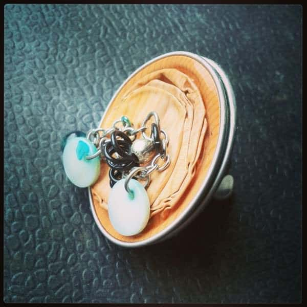 10 Jewelry Ideas Made from Recycled Nespresso Capsules 5 • Upcycled Jewelry Ideas