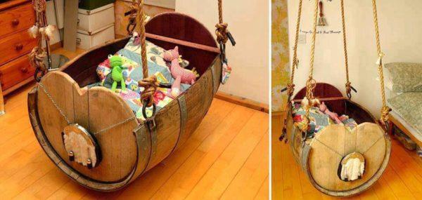 barrel-cradle