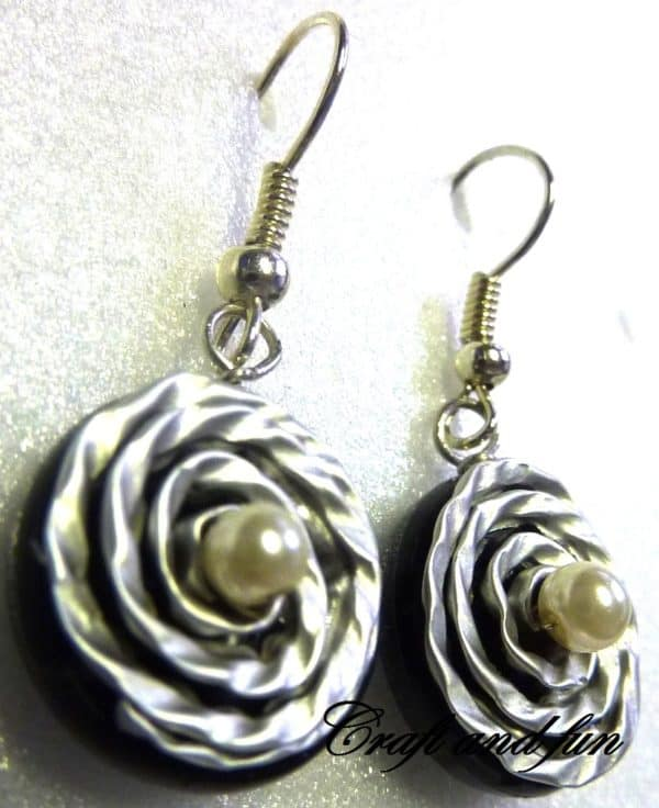 10 Jewelry Ideas Made from Recycled Nespresso Capsules 3 • Upcycled Jewelry Ideas
