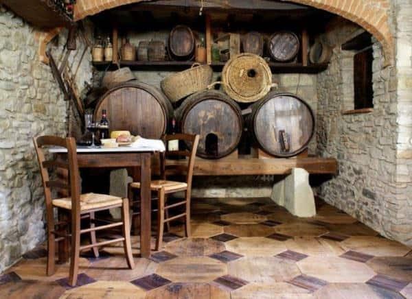 wine-barrels-parquet