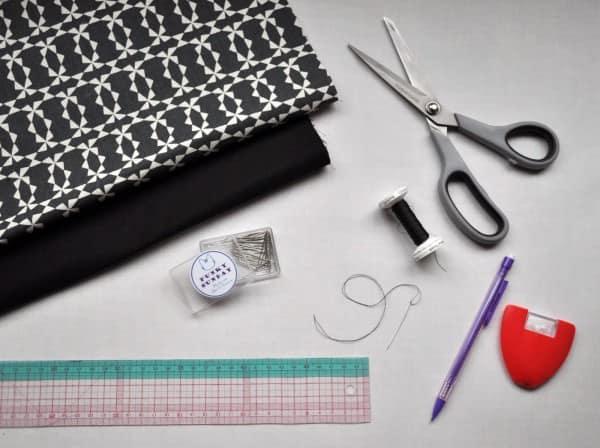 DIY Tote Bag Reversible par FunkySunday 1